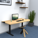 Standard Adjustable working table + Wigli One_