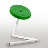 Wigli Junior Soft Seat: Wobble Stool for children_