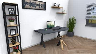 Zit-sta tafel 'DESIGN'